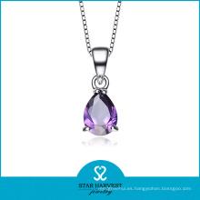 Fabricante cristalino de la joyería de la manera (SH-N0083)