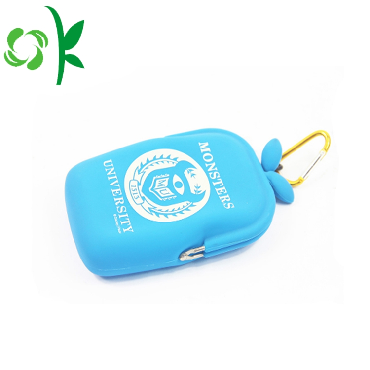Wallet Silicone Coin Purse