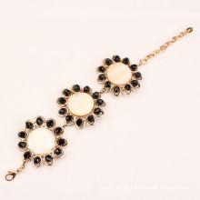 Hotselling-Legierung und Perlen-Design-Armband