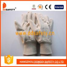 Canvas Cotton Gradening Gloves Dcd100