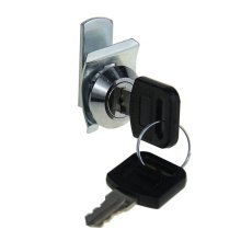 Money cash box buckle cam lock