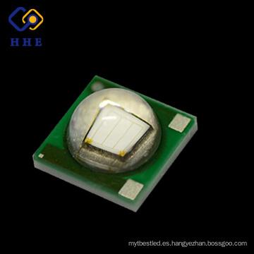 el embalaje de cerámica del sustrato del smd del poder más elevado 3W 3535 420nm llevó