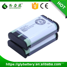900mAh substituição NiMH bateria para telefone HHR-P104