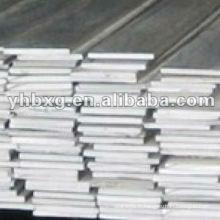 317 acier étiré à froid inox barre plate de haute qualité