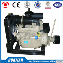 Chinese Diesel Engine K4100P with belt pully clutch