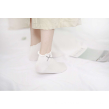 Повседневные короткие носки для девочек из 100% хлопка
