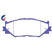 Auto-Bremsbeläge für Lexus OEM: 0446553020