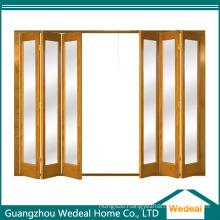 Wooden Folding Closet/Room Folding Door for Project