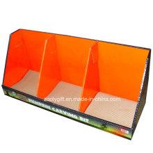 Custom Printed Corrugated Paper Counter Display Box