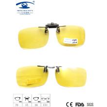 Зажим для водителя на солнцезащитные очки
