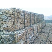 Malla de alambre neto de Gabions recubiertos de PVC