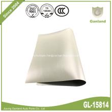 Truck Cover PVC Canvas Tarpaulin Light Gray