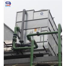 Torre de refrigeración de agua del condensador del evaporador