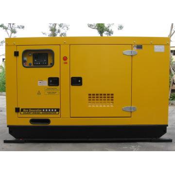 Groupe électrogène diesel silencieux de 135kw / 168.75kVA CUMMINS