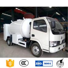 Caminhão tanque com distribuidor de gás 5500 litros LPG / Refuling LPG Tank Truck