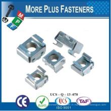 Fabriqué en Taiwan U Stylr Clip Type J Cage Nut