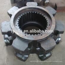 Piñón de acero de alta calidad