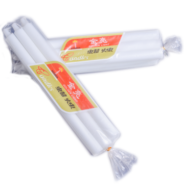 Long Burning Stick White 6x100 Nouakchott Nến Velas