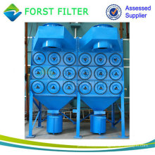 FORST High Filtration Efficiency Industrial Pulse Jet Bag Filter                                                                         Quality Choice
