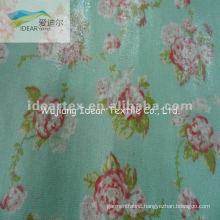 100% Cotton Printed Fabric Coated PVC/Table Cloth/Cosmetic Bag