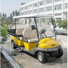 4 seaters Trojan bateria carrinho utilitário elétrico com uma pequena carga de golfe carrinho de buggy