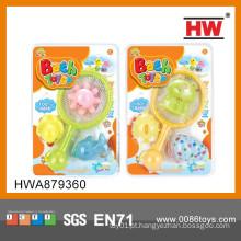 Verão Brinquedos de banho de plástico do bebê
