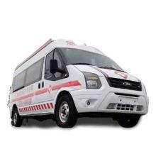 Maca A8 opcional / ambulância com monitor de cilindro de oxigênio de 40 litros