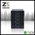 Amplificateur de puissance stéréo d'installation intérieure Ms1000