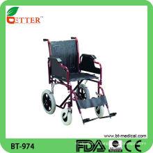 Fácil de usar cadeira de rodas com deficiência barata BT974