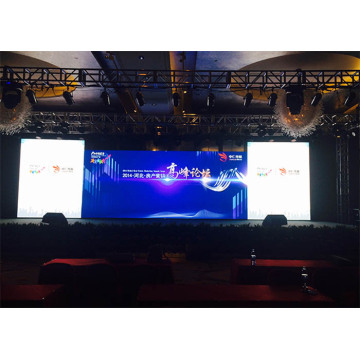 Indoor Stage Rental LED Display Easy Installation