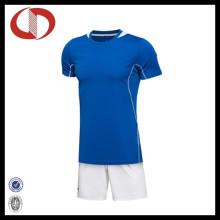Kundenspezifische heiße Verkaufs-Berufsfußball-Jersey-Fußball-Uniform
