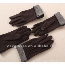 Смарт-сенсорный экран кашемировые перчатки