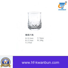 Glass Cup Glassware Machine Press-Blow Glass for Tea Cup kb-Hn01050