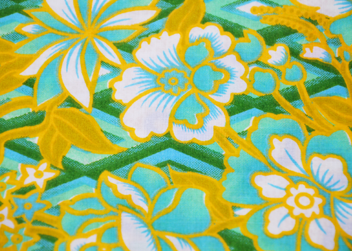 TC Twill Printed Fabric