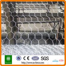 Electro Galvanized Gabion Metal Wire Mesh
