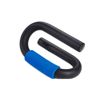 Gym Fitness Exercise Foam Handles Metal Push Up Bars Strength Training