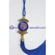 Car Hanging Decor Ornament Islamic Calligraphy Muslim Gift Ramadan