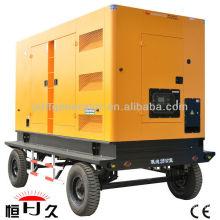 225KVA Mobile Cummins Electric Generator Set(GF180C)