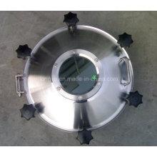Couverture en acier inoxydable à pression en acier inoxydable
