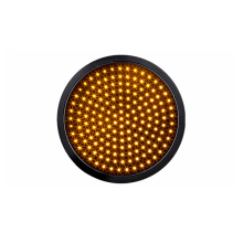 300mm 12 inch LED Traffic Light yellow vehicle light optical amber optical
