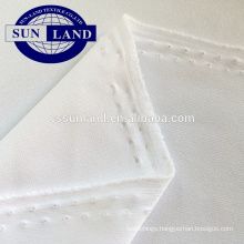 100% polyester knit dry fit interlock fabric for sportswear