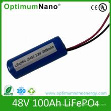 26650 3.2V 2.8ah 2800mAh Battery Cell for Power Bank