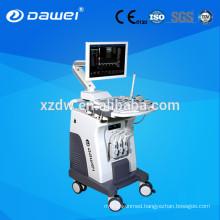 trolley echography ultrasound & mobile doppler ultrasound 3D 4D