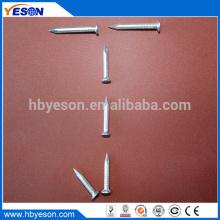 A venda quente 1inch eletro galvanizado reforça pregos concretos