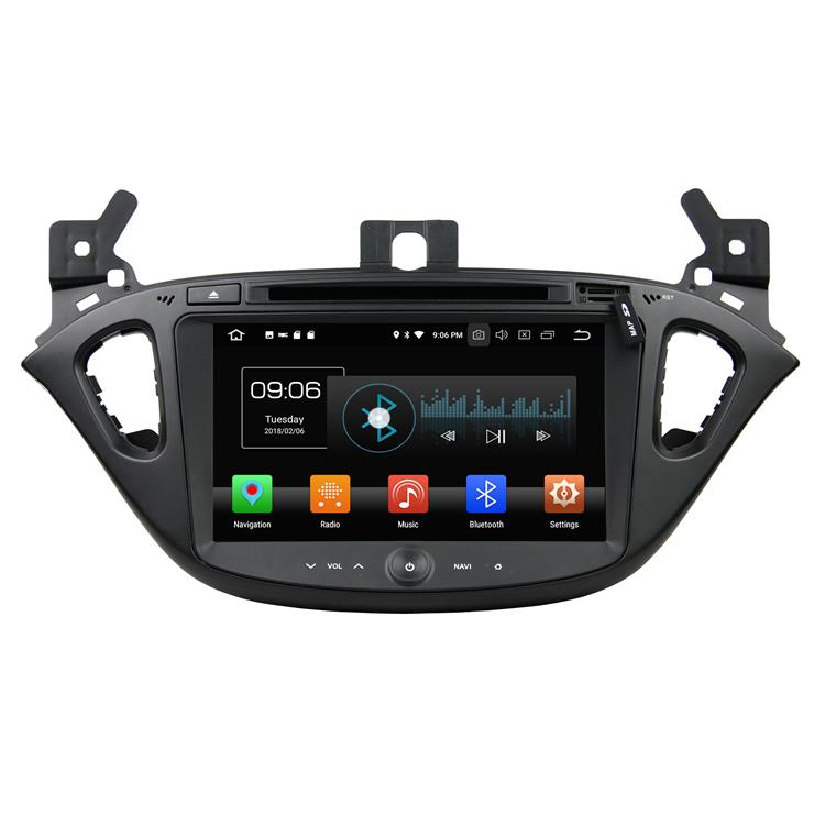 Android 8 0 Car Multimedia Systems 1