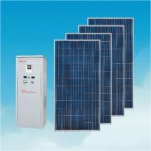 80KW Solar Housing System