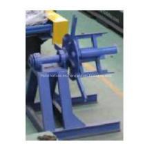 Máquina de formación de rodillos de correa de C intercambiable automática