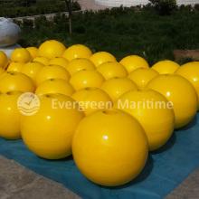 Buzina de espuma de espuma de espuma ISO (revestimento PU) para bóias submarinas e bóias de superfície da superfície Bóias marinhas de alta qualidade