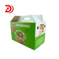 Agricultural product Color Box With Handle