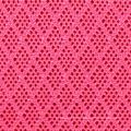 Tissu en tricot Diamond Close Hole Mesh Mesh pour chaussures